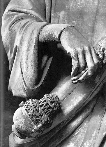 Meissen, Dom, Achteckbau, 1270